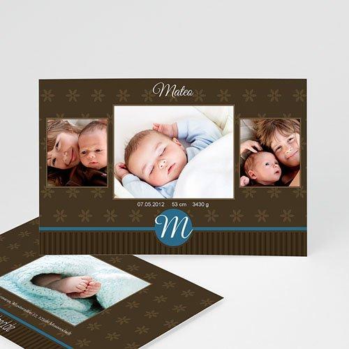 Babykarten für Jungen - Mateo 1004