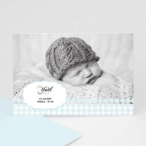 Babykarten für Jungen - Baby Oskar  1124