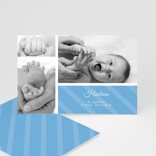 Babykarten für Jungen - Frank 1196