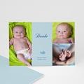 Babykarte Kleiner Wal - 1