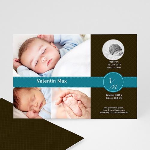 Babykarten für Jungen - Edles Design 1288