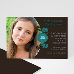 Einladungskarten Konfirmation - Einladungskarte Elias - 1