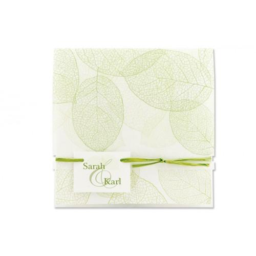 Archivieren - grün/weiß Japanischer Style  15632