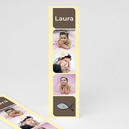 Lesezeichen - Kommunionskarte - 1