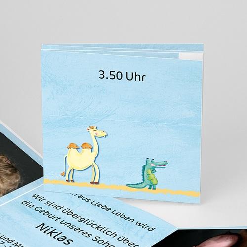 Babykarten für Jungen - Arche Noah 16236
