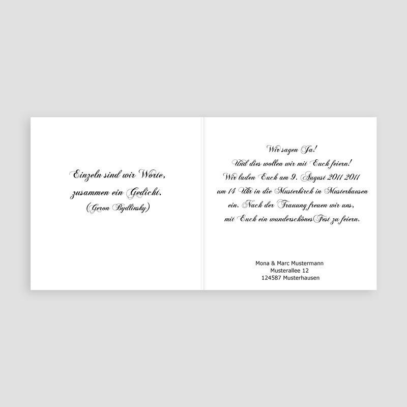 Hochzeitseinladungen Danksagung Pictures to pin on Pinterest