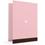Adoptionskarten für Mädchen - Geburtskarte Mädchen rosa 1 16832 thumb