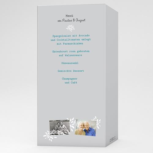 Menükarten Geburtstag - Zweisam 17346