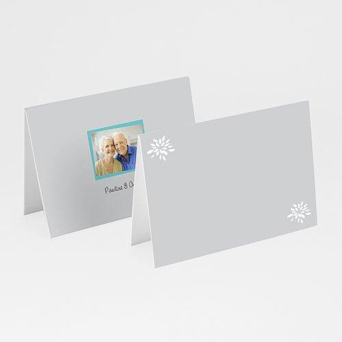 Tischkarten Geburtstag - Zweisam 17350