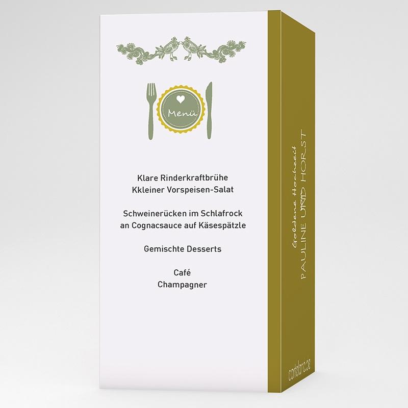 Einladungskarten Geburtstag Glücksrezept - 04437-RA0-R