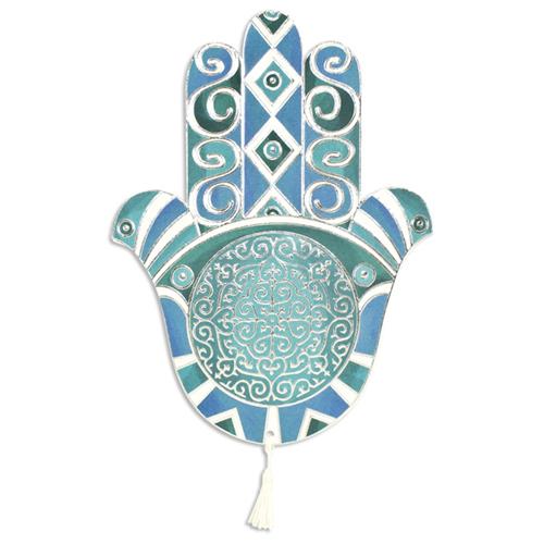 Orientalische Hochzeitskarten  - Fatma - Türkisfarben 21616