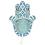 Orientalische Hochzeitskarten  - Fatma - Türkisfarben 21616 thumb