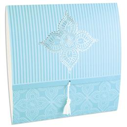 Orientalische Hochzeitskarten  - Dora -J-43 - 1
