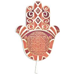 Orientalische Hochzeitskarten  - Fatma - Henna - 1