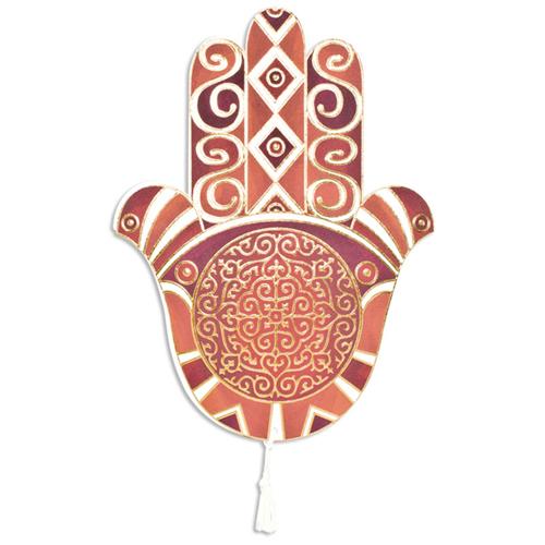 Orientalische Hochzeitskarten  - Fatma - Henna 21636