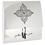 Orientalische Hochzeitskarten  - ESMA - Silber 21660 thumb