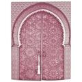 Moschee  - Purpurfarben - 1