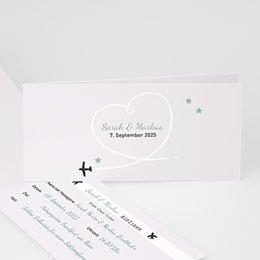 Hochzeitseinladungen modern -  - 1