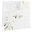 Orientalische Hochzeitskarten  - Basma - Silber 22519 thumb