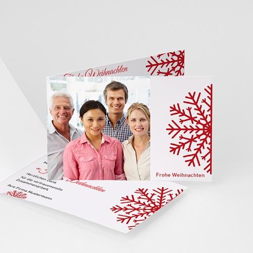 Weihnachtskarten - Unser Team 22584