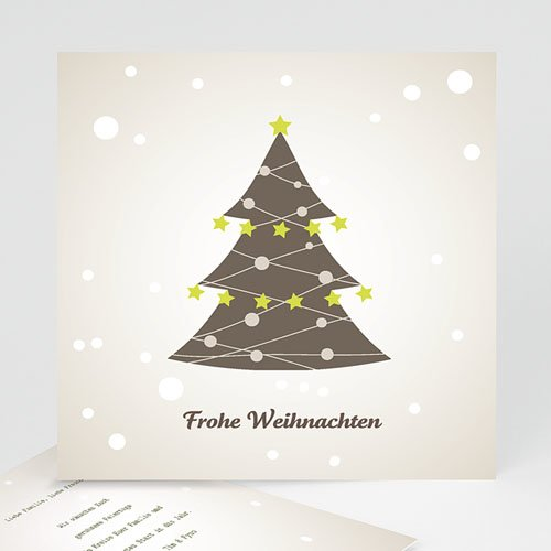 Weihnachtskarten - Weihnachtszeit 22716