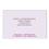 Visitenkarten - Massage  22807 thumb