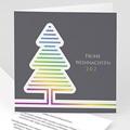 Fluo Weihnachtsbaum - 1