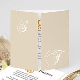 Hochzeitseinladungen modern - Sommerwiese - 1