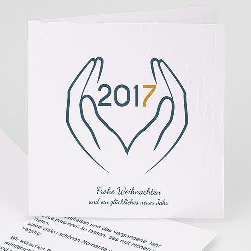 Weihnachtskarten - Solidarität 23457