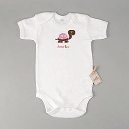 Babybody - Babykarte Schildkröte - 1