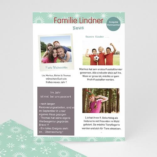 Weihnachtskarten - Weihnachtsnews 23594
