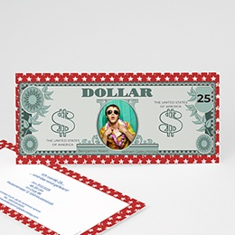 Runde Geburtstage - Dollar américain - 1