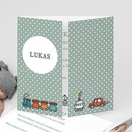 Babykarten für Jungen - Unser Schatz - 1