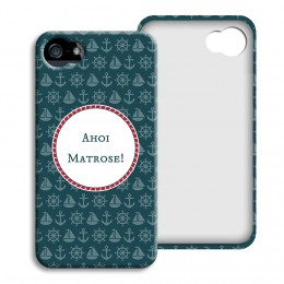 iPhone Cover NEU - Matrose - 1