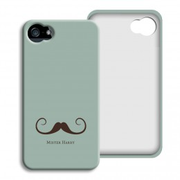 iPhone Cover NEU - Gentleman - 1