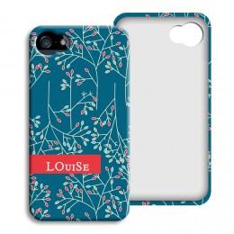iPhone Cover NEU - Weihnachtsblumen - 1