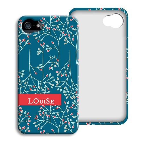 iPhone Cover NEU - Weihnachtsblumen 23863