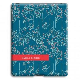 Case iPad 2 - Weihnachtsblumen - 1