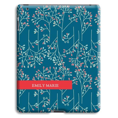 Case iPad 2 - Weihnachtsblumen 23875