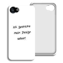 Case iPhone 5/5S - 100% individuell - 1