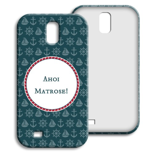 Case Samsung Galaxy S4 - Matrose 23954