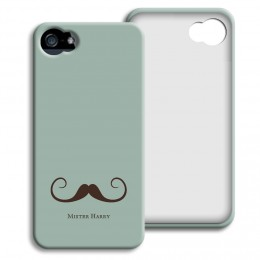 Case iPhone 5/5S - Gentleman - 1