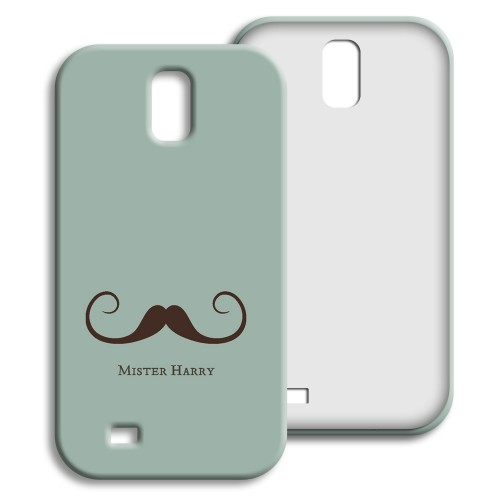 Case Samsung Galaxy S4 - Gentleman 23981