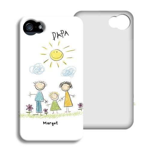 iPhone Cover NEU - Gekritzel 24025