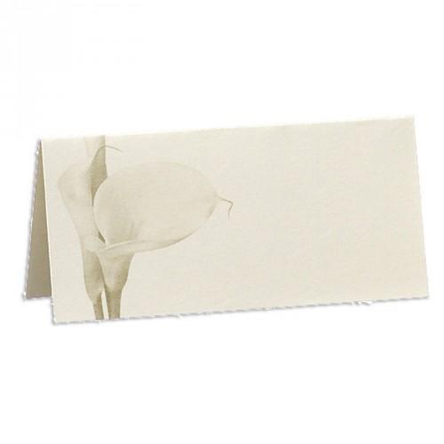 Hochzeitseinladungen traditionell - Lilien 24409