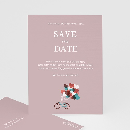 Save The Date  - Vintage Charme 24529