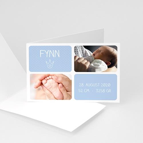 Babykarten für Jungen - Elias 24895