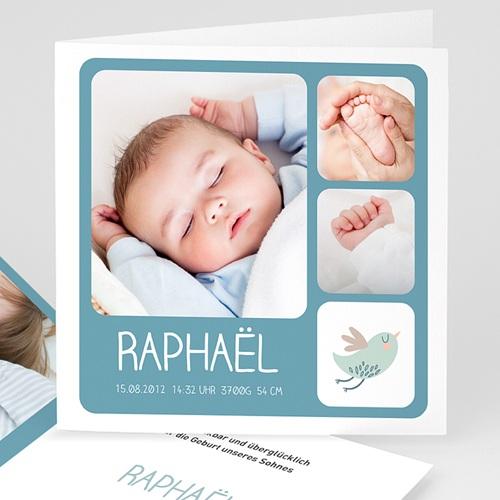 Babykarten für Jungen - Raphael 24976