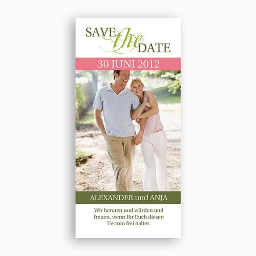 Save The Date  - Karte Fado 2540