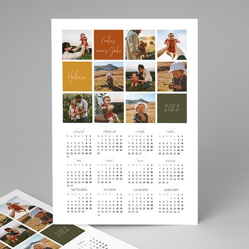 Jahresplaner - Mein erstes Weihnachten 2565